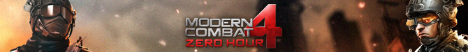 Modern Combat 4 Zero Hour