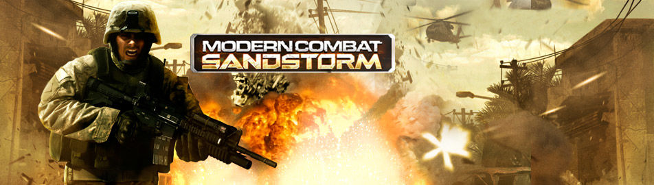 Modern Combat: Sandstorm HD