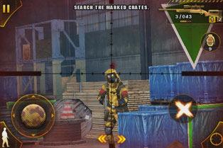 Modern Combat: Sandstorm [ENG] [Игры для Android]