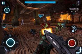 [JEU] N.O.V.A - NEAR ORBIT VANGUARD ALLIANCE : Jeu de FPS excellentissime [Payant] Screen002