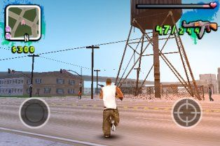 Gangstar West Coast Hustle probado en mi p500 + yapa