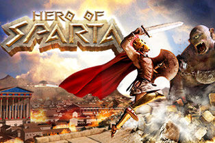 Hero of Sparta HD [v3.1.2] [ENG] [Игры для Android]