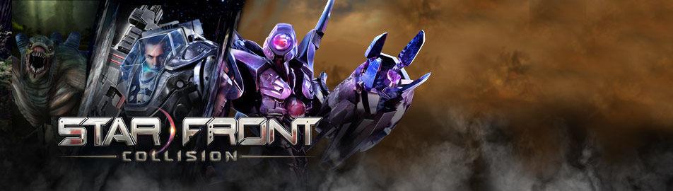 Starfront: Collision HD