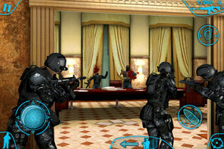 [JEU] TOM CLANCY'S RAINBOW SIX SHADOW VANGUARD: Rainbow six revu par Gameloft [Payant] Screen004