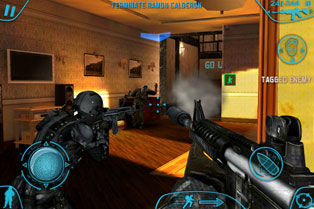 [JEU] TOM CLANCY'S RAINBOW SIX SHADOW VANGUARD: Rainbow six revu par Gameloft [Payant] Screen005