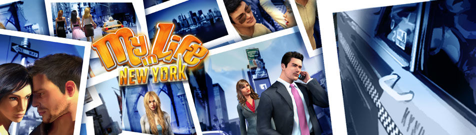 LG Cookie Stuff: My Life in New York - Gameloft - [400x240]