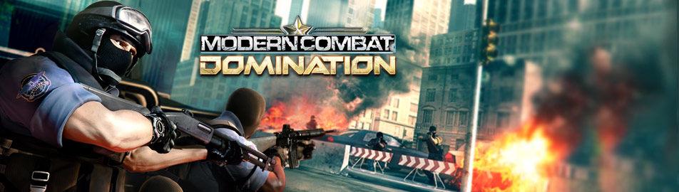 Modern Combat Domination Торрент