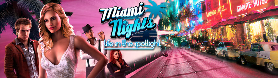 Miami Nights: Life in the Spotlight