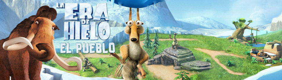 Ice Age Village