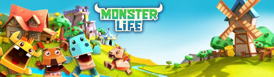 Monster Life HD