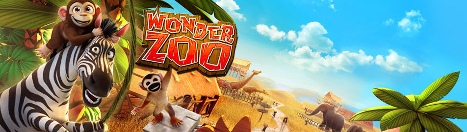 Wonder Zoo - Animal & Dinosaur Rescue
