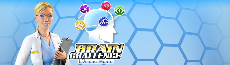 Brain Challenge  LAllena-Mente HD