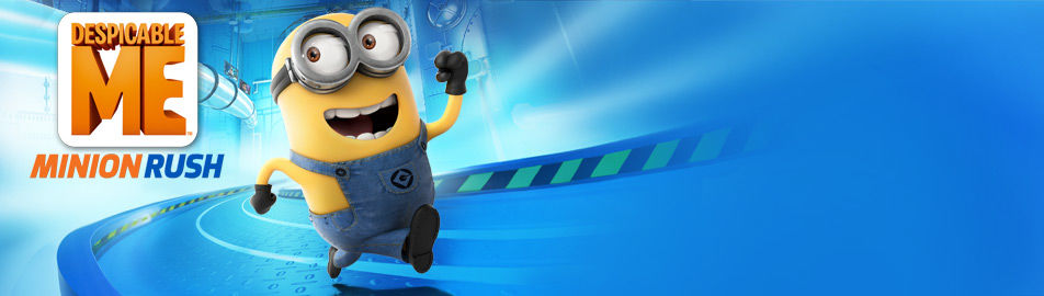 Moi, Moche et M�chant: Minion Rush HD