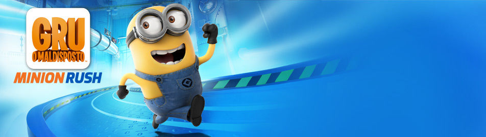 Meu Malvado Favorito – Minion Rush HD