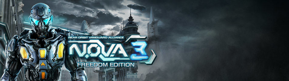 N.O.V.A. 3: Freedom Edition - Near Orbit Vanguard Alliance game