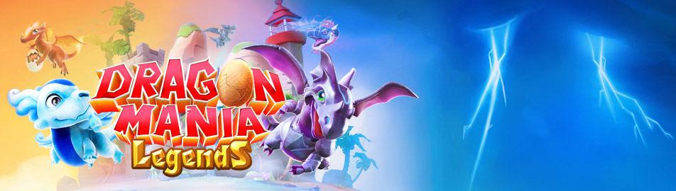 Dragon Mania Legends HD