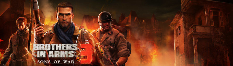 Brothers In Arms 3: Sons of War HD