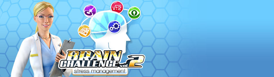 Brain Challenge Vol. 2: Stress Management