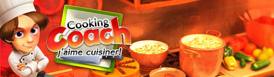 Cooking Coach, j'aime cuisiner !