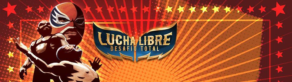 Lucha Libre: Desafío Total