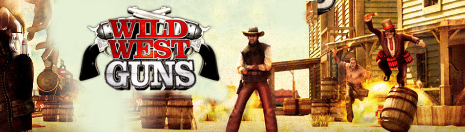 Wild West Guns