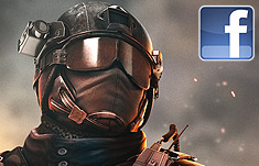 Modern Combat ganhou pgina oficial no Facebook!