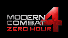 Anteprima di Modern Combat 4!