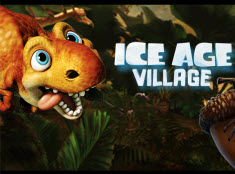 New Dino World in Ice Age Village