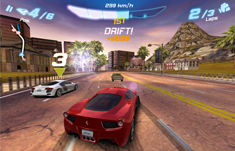 Aceler en Asphalt 6: Adrenaline
