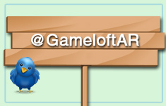 Gameloft en Twitter