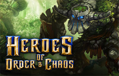 Enter MOBAFire's Heroes of Order & Chaos Sweepstakes