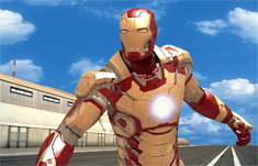 Play Iron Man 3 Today