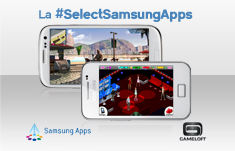 La Slect Samsung Apps
