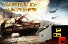 Jouez  World at Arms sur Freebox