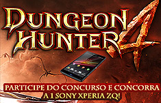 Concurso DH4 - Busca pelo Xperia ZQ!