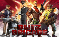 Blitz Brigade est dispo sur iOS et Android !
