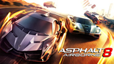 Asphalt 8: Airborne Available on iOS for FREE!