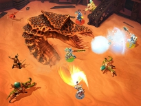 Dungeon Hunter 5 ganha modo cooperativo online!