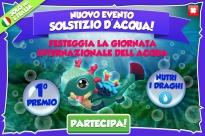 Festeggia la Giornata mondiale dell'acqua con Dragon Mania Legend!