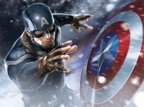 サスペンスアクション超大作映画「キャプテン・アメリカ/ウィンター・ソルジャー」の公式ゲームを配信予定!