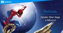 ¡Spider-Man llega a México!