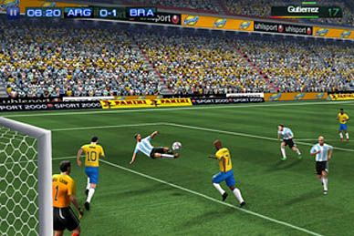 Real Football 2011 HD - Version 3.1.7 | Free Download Apps & Games ...
