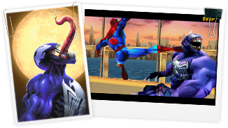 Spider-Man Game for iPhone