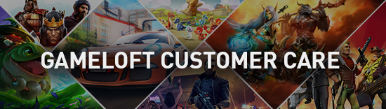 Find top mobile games and iPhone games at Gameloft