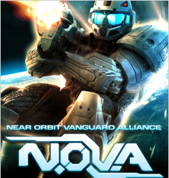 N.O.V.A. Near Orbit Vanguard Alliance HD