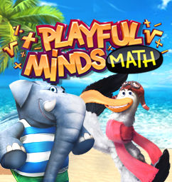Playful Minds: Math (5-8 years old)