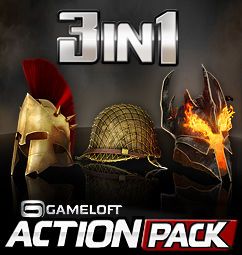 Gameloft Action Pack