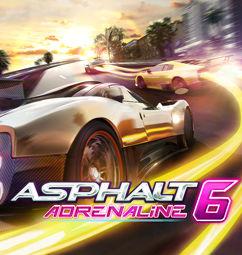 Asphalt 6: Adrenaline HD