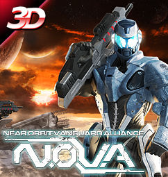 N.O.V.A. Near Orbit Vanguard Alliance 3D