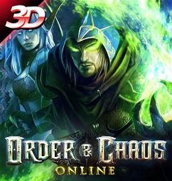 Order & Chaos Online 3D HD